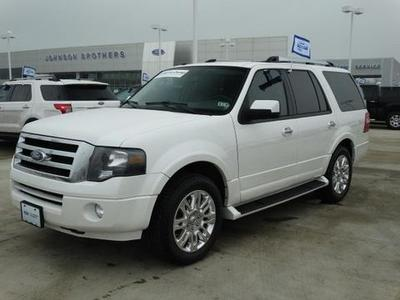 2011 Ford Expedition Limited SUV for sale in Temple for $35,721 with 32,365 miles.