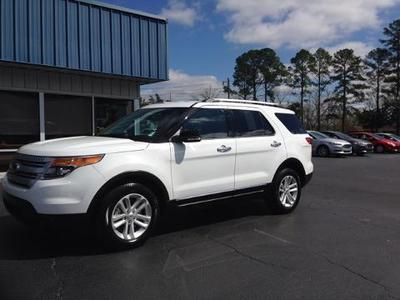 2014 Ford Explorer XLT SUV for sale in Andalusia for $33,990 with 19,619 miles.
