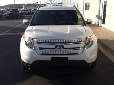 2012 Ford Explorer Limited SUV for sale in San Angelo for $38,988 with 22,930 miles.