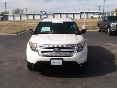 2012 Ford Explorer XLT SUV for sale in San Angelo for $36,988 with 29,290 miles.
