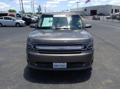 2013 Ford Flex Limited SUV for sale in San Angelo for $30,988 with 42,266 miles.