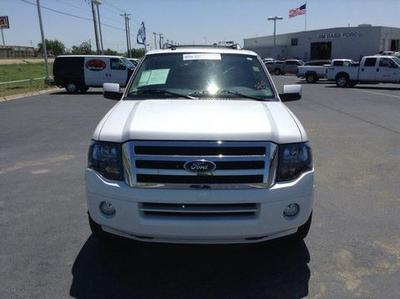 2013 Ford Expedition Limited SUV for sale in San Angelo for $42,988 with 23,597 miles.