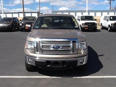 2011 Ford F150 Lariat Crew Cab Pickup for sale in San Angelo for $34,988 with 43,982 miles.