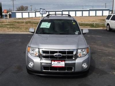 2012 Ford Escape Limited SUV for sale in San Angelo for $22,988 with 35,314 miles.