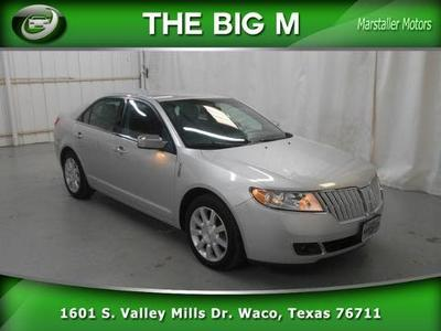 2012 Lincoln MKZ Base Sedan for sale in Waco for $23,497 with 23,367 miles.