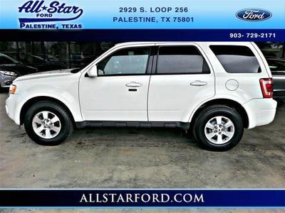 2010 Ford Escape Limited SUV for sale in Palestine for $18,995 with 47,214 miles.