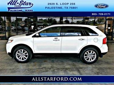 2011 Ford Edge SEL SUV for sale in Palestine for $26,995 with 37,442 miles.