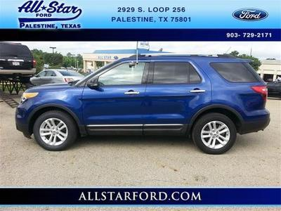 2013 Ford Explorer XLT SUV for sale in Palestine for $31,995 with 27,290 miles.