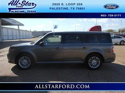 2013 Ford Flex SEL SUV for sale in Palestine for $25,995 with 39,881 miles.