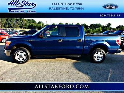 2013 Ford F150 Crew Cab Pickup for sale in Palestine for $27,777 with 34,415 miles.