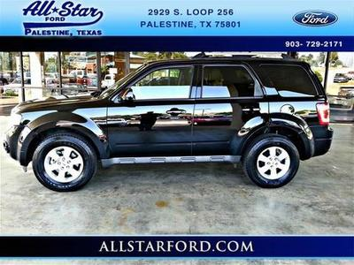 2010 Ford Escape Limited SUV for sale in Palestine for $17,995 with 38,964 miles.