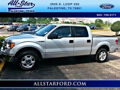 2013 Ford F150 Crew Cab Pickup for sale in Palestine for $28,995 with 21,349 miles.