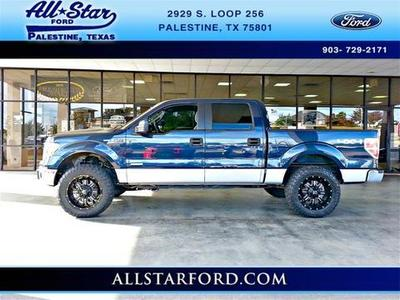 2013 Ford F150 Crew Cab Pickup for sale in Palestine for $33,888 with 27,283 miles.