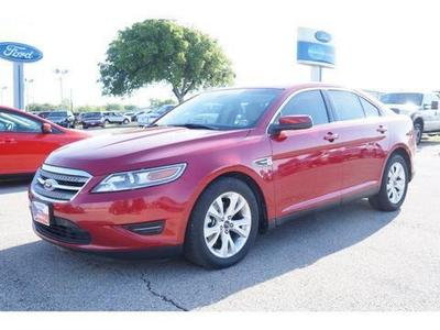 2010 Ford Taurus SEL Sedan for sale in West for $16,450 with 65,767 miles.