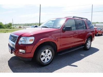 2010 Ford Explorer XLT SUV for sale in West for $15,950 with 65,698 miles.