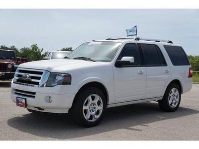 2012 Ford Expedition Limited SUV for sale in West for $32,450 with 69,698 miles.