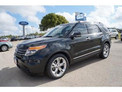 2011 Ford Explorer Limited SUV for sale in West for $29,975 with 43,253 miles.