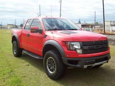 2010 Ford F150 SVT Raptor SuperCab Extended Cab Pickup for sale in Dublin for $38,676 with 35,349 miles.