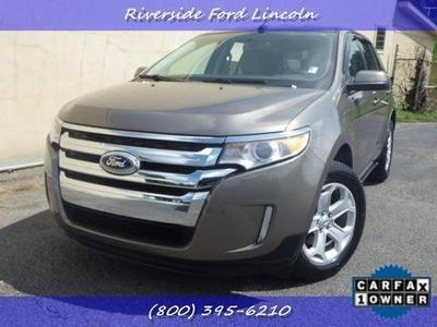 2013 Ford Edge SEL SUV for sale in Macon for $25,287 with 36,046 miles.
