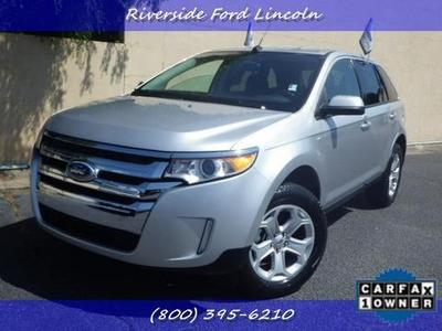 2013 Ford Edge SEL SUV for sale in Macon for $23,366 with 33,270 miles.