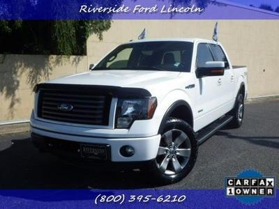 2012 Ford F150 FX4 Crew Cab Pickup for sale in Macon for $34,696 with 58,726 miles.