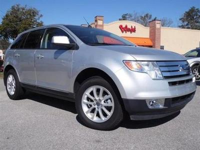 2010 Ford Edge SEL SUV for sale in Walterboro for $18,300 with 58,815 miles.