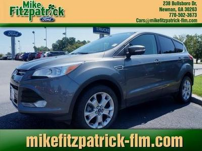 2013 Ford Escape SEL SUV for sale in Newnan for $21,990 with 44,342 miles.