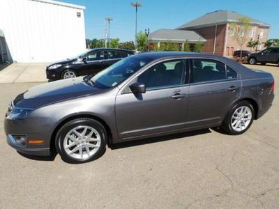 2012 Ford Fusion SEL Sedan for sale in Columbus for $17,990 with 36,240 miles.