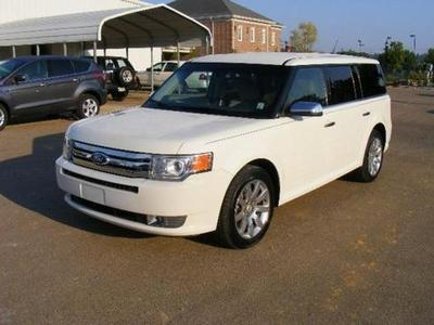 2012 Ford Flex Limited SUV for sale in Columbus for $22,990 with 35,495 miles.