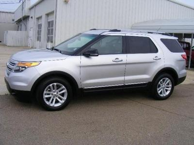 2013 Ford Explorer XLT SUV for sale in Columbus for $28,990 with 36,826 miles.