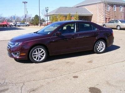 2012 Ford Fusion SEL Sedan for sale in Columbus for $17,990 with 25,943 miles.