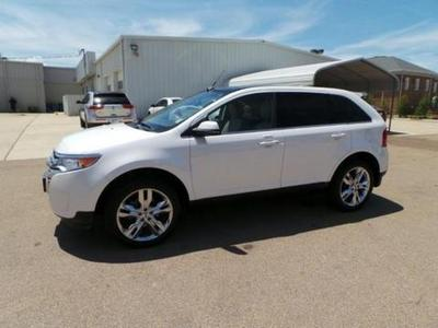 2012 Ford Edge Limited SUV for sale in Columbus for $29,990 with 25,370 miles.