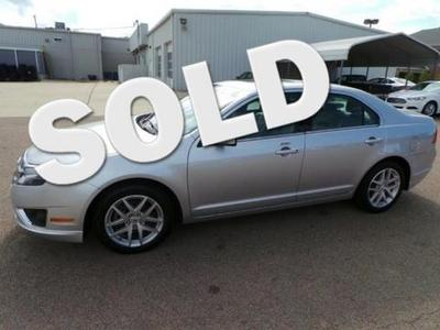 2012 Ford Fusion SEL Sedan for sale in Columbus for $17,990 with 31,407 miles.