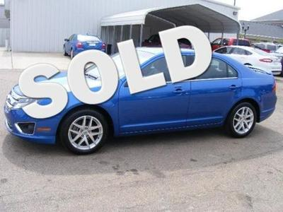 2012 Ford Fusion SEL Sedan for sale in Columbus for $17,990 with 23,647 miles.