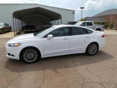 2014 Ford Fusion Titanium Sedan for sale in Columbus for $24,990 with 20,862 miles.