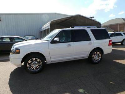 2012 Ford Expedition Limited SUV for sale in Columbus for $38,990 with 36,490 miles.