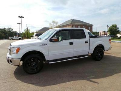 2011 Ford F150 XLT Crew Cab Pickup for sale in Columbus for $24,690 with 51,121 miles.