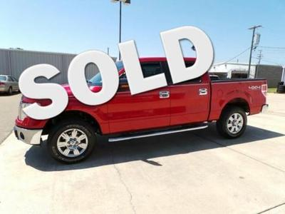 2011 Ford F150 XLT Crew Cab Pickup for sale in Columbus for $29,800 with 26,097 miles.
