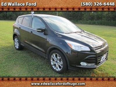 2013 Ford Escape SEL SUV for sale in Hugo for $25,777 with 12,406 miles.
