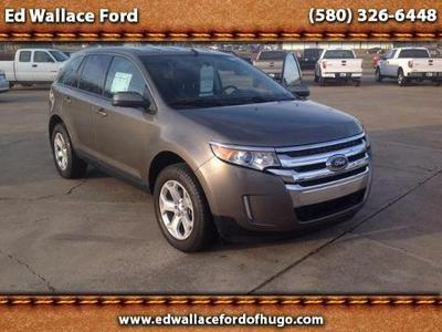 2013 Ford Edge SEL SUV for sale in Hugo for $23,995 with 26,864 miles.