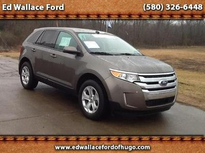 2013 Ford Edge SEL SUV for sale in Hugo for $24,900 with 15,347 miles.