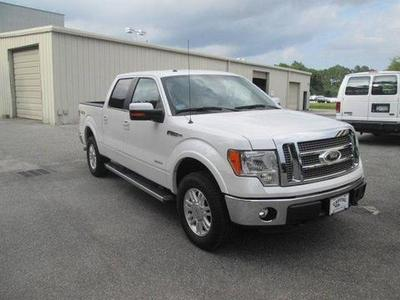 2011 Ford F150 Crew Cab Pickup for sale in Wilmington for $34,000 with 55,762 miles.