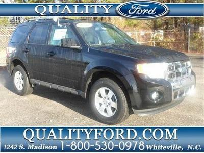 2012 Ford Escape Limited SUV for sale in Whiteville for $18,500 with 21,136 miles.