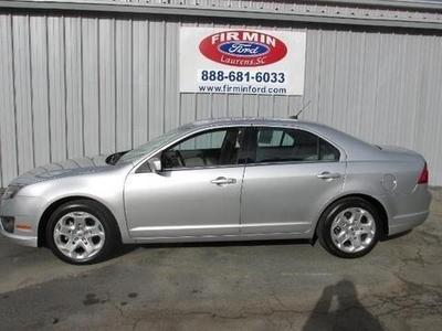 Used 2011 Ford Fusion - Laurens SC