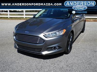2013 Ford Fusion SE Sedan for sale in Anderson for $23,863 with 19,119 miles.