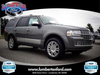 2012 Lincoln Navigator Base SUV for sale in Lumberton for $44,299 with 37,479 miles.