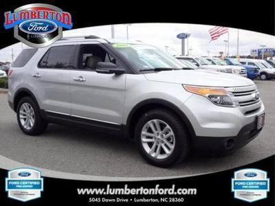 Used 2012 Ford Explorer - Lumberton NC