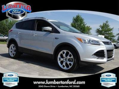 2013 Ford Escape Titanium SUV for sale in Lumberton for $27,499 with 9,712 miles.