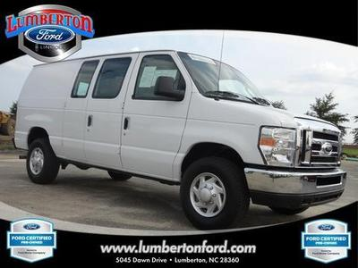 2013 Ford E250 Cargo Cargo Van for sale in Lumberton for $24,479 with 8,851 miles.