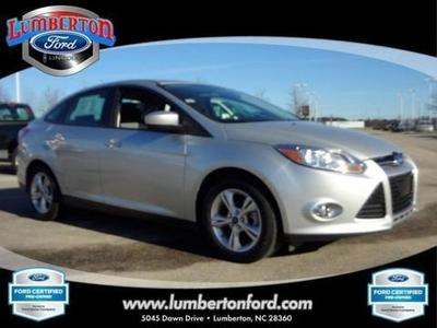 Used 2012 Ford Focus - Lumberton NC